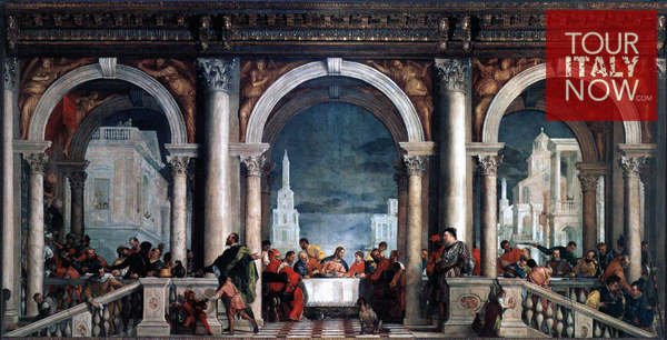 Gallerie dell accademia venice italy - painting veronese