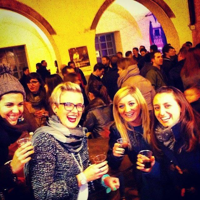 alba truffle festival audience