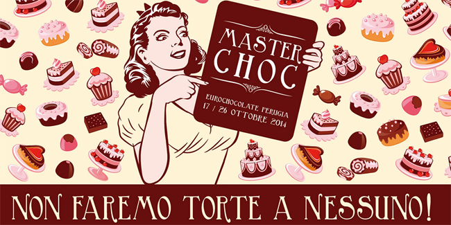 eurochocolate perugia chocolate festival banner