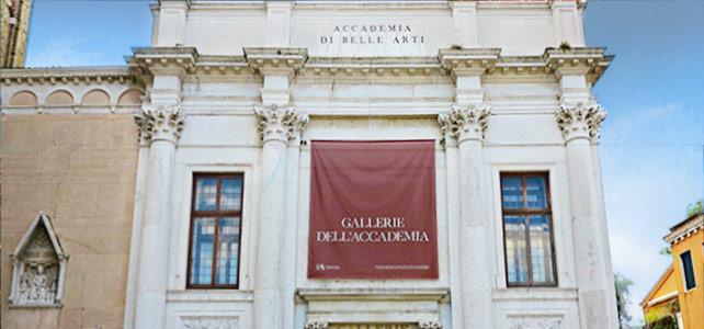Gallerie dell'Accademia Da Vinci