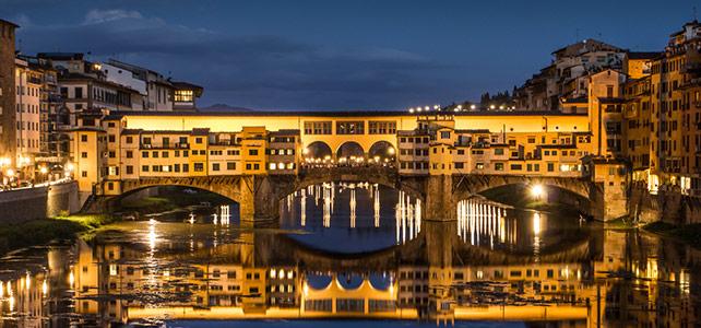 Ponte Vecchio Florence - travel-guide