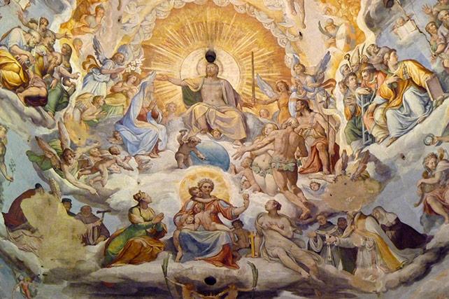 Santa Maria del Fiore Duomo Florence Italy - artwork