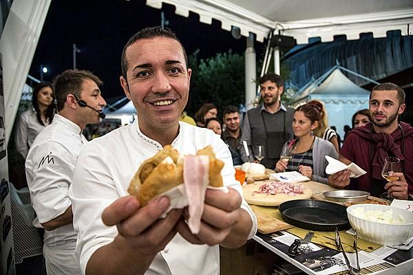 Taste of Roma Chef