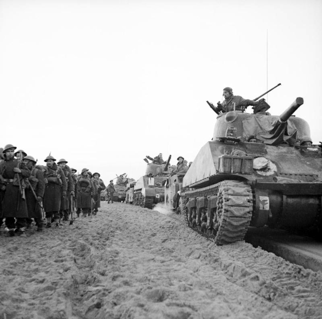 Allied Troops in Battle of Anzio | Tour Italy Now