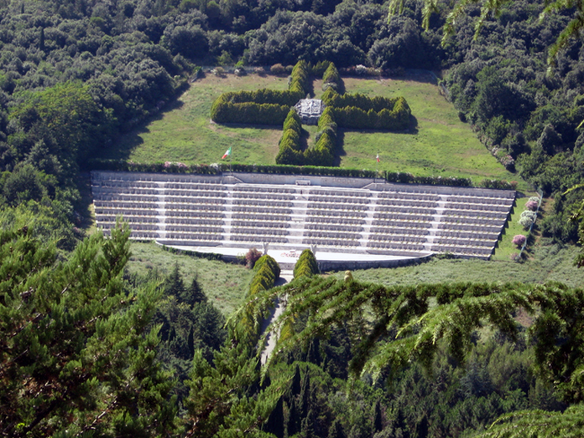 Polish War Cemetery Cassino | Tour Italy Now