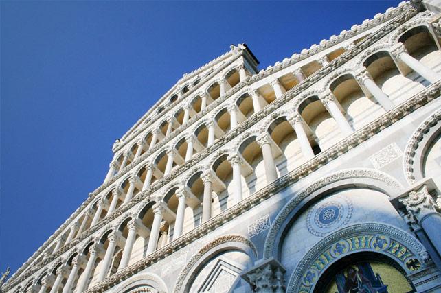 Dumo Pisa - front