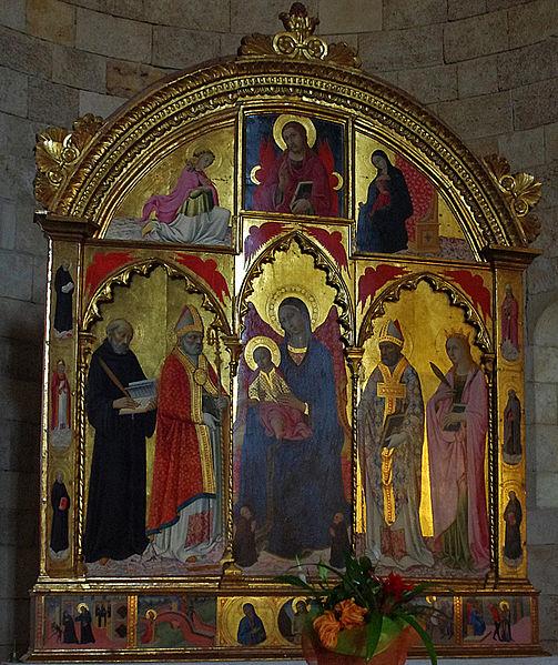 siena-italy-travel-guide-monteriggioni-painting