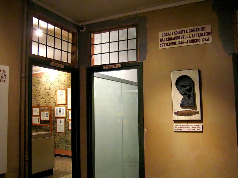 world-war-2-italy-historical-sites-resistance-Museo Storico della Liberazione