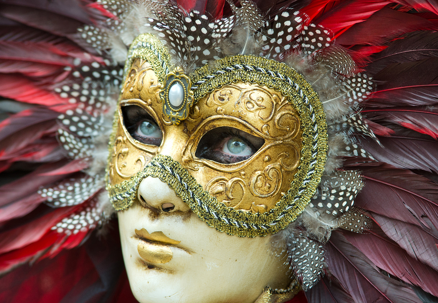 Carnival Mask In Venice | Tour Italy Now