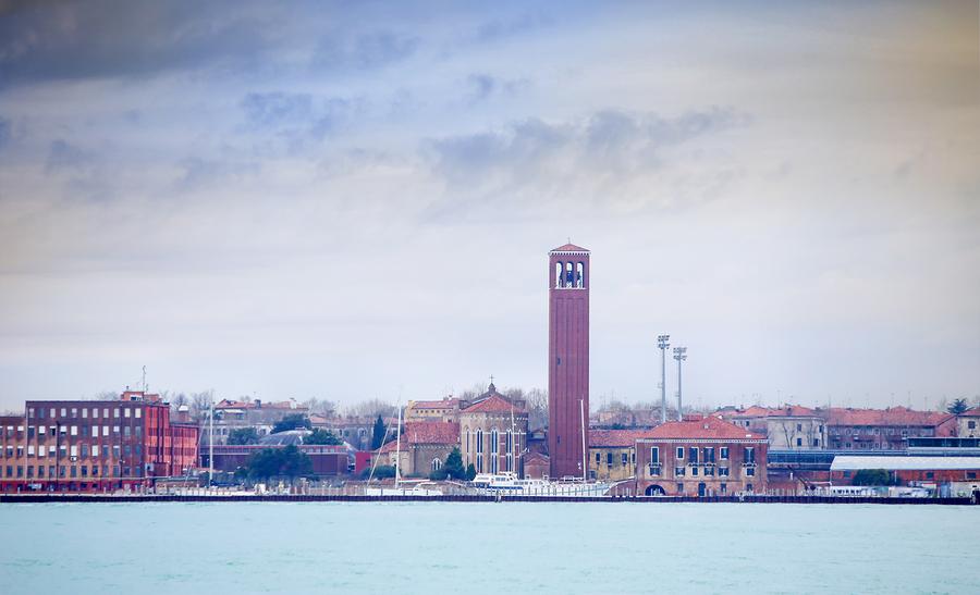 Sant Elena In Venice