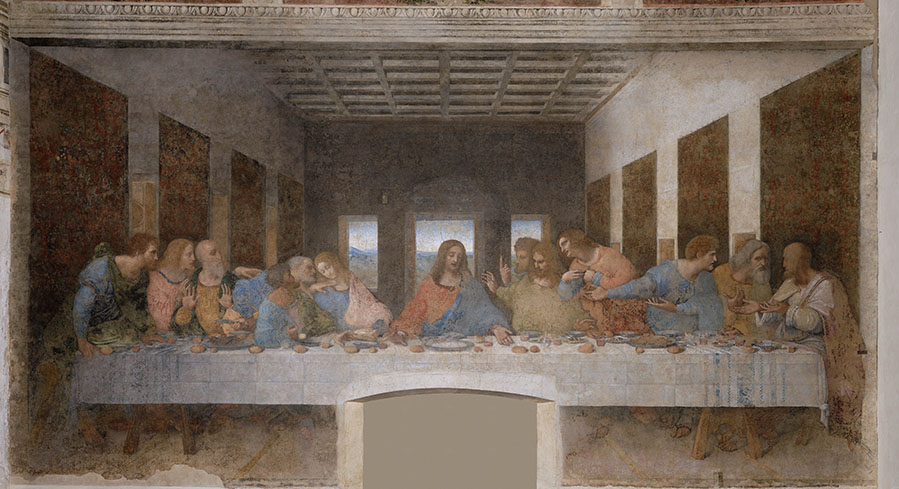 The Last Supper - Da Vinci