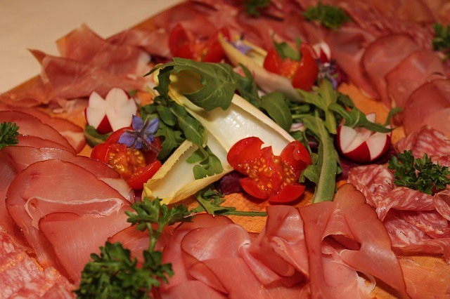 cold meats in italy