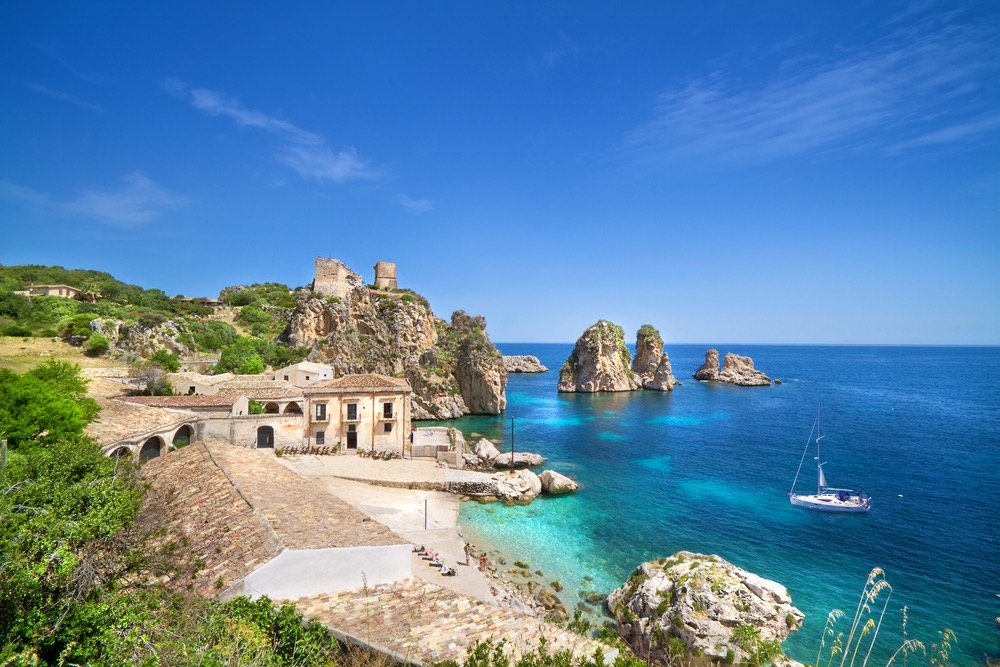 Summer time in Sicily - Italy