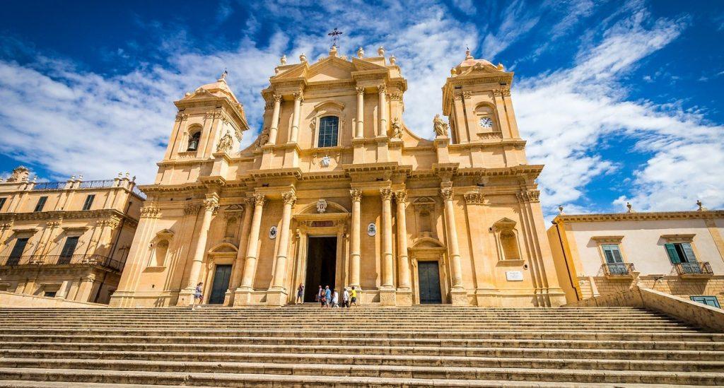 Cattedrale di San Nicolò di Mira in Noto
