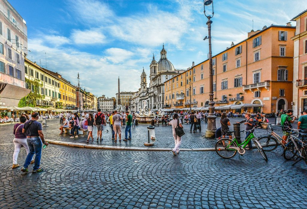All About Traveling to Rome Italy