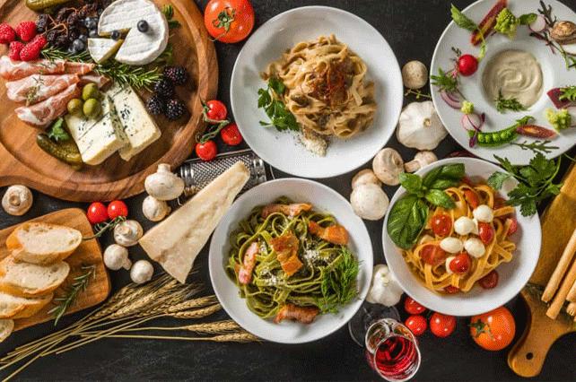 Italian-Dinner-Menu | Tour Italy Now