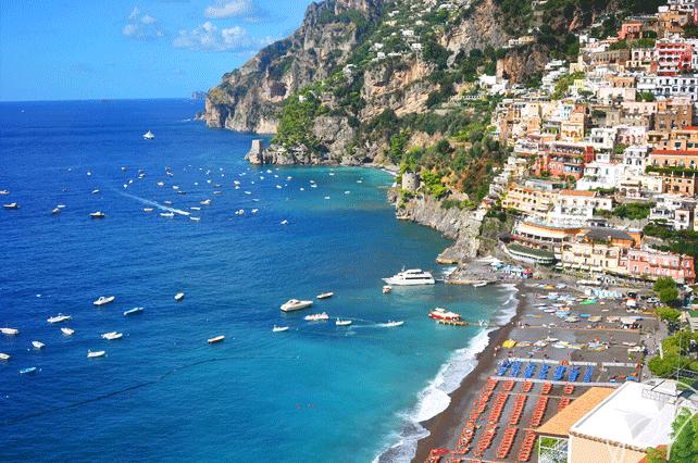Marina Grande, Positano | Tour Italy Now
