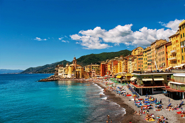 Camogli, Liguria | Tour Italy Now