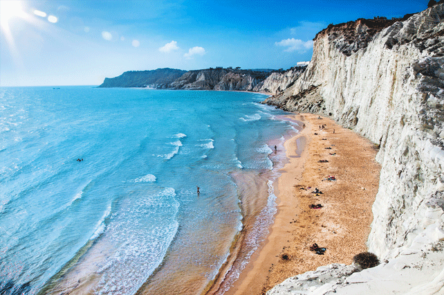 Scala dei Turchi, Sicily | Tour Italy Now