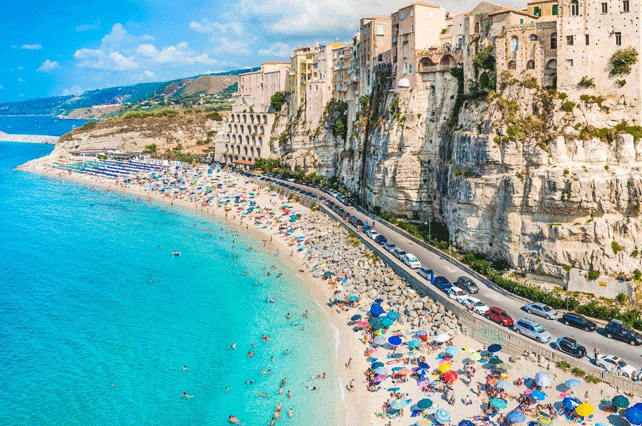 Marasusa Beach, Calabria | Tour Italy Now