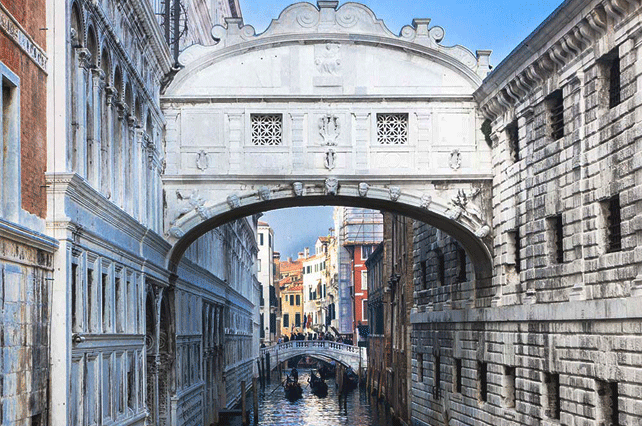 Bridge of Sighs | Tour Italy Now