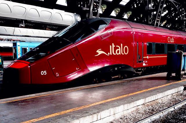 Italo-Train | Tour Italy Now