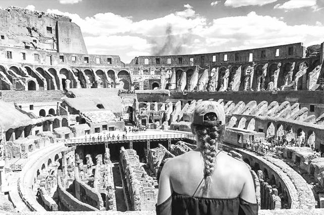 Solo-Exploring-Italy-Tour