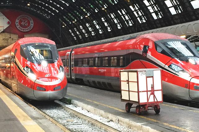 Trenitalia-Train | Tour Italy Now