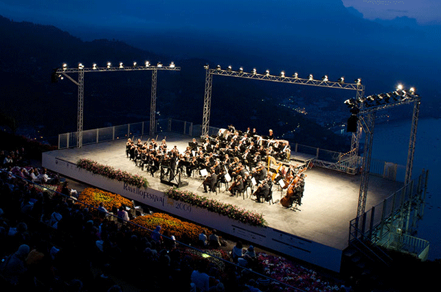 Concerts in Ravello