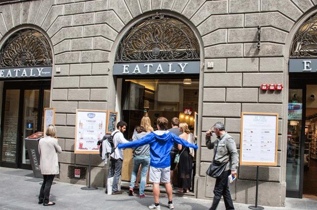 Eataly-Firenze | Tour Italy Now