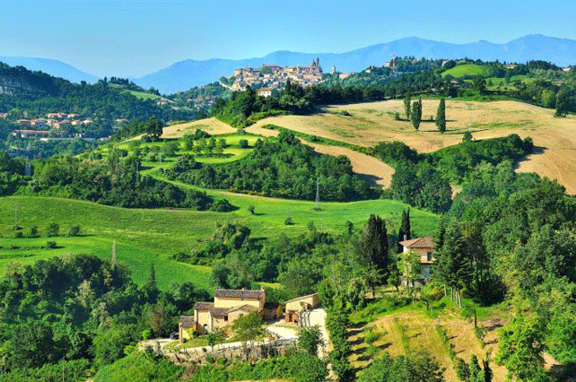Le Marche Valley