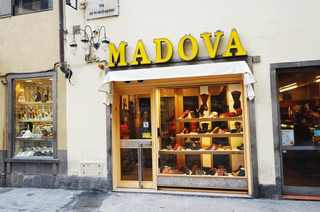 Madova Store | Tour Italy Now