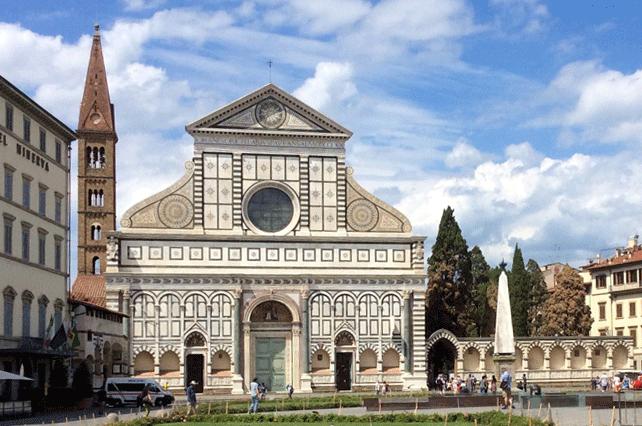 Santa-Maria-Novella | Tour Italy Now