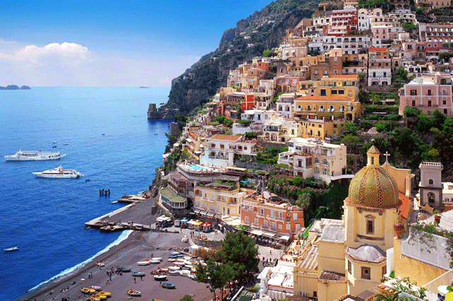 The Amalfi Coast| Tour Italy Now