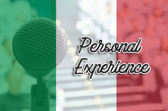 Personal-Experience-in-Italy