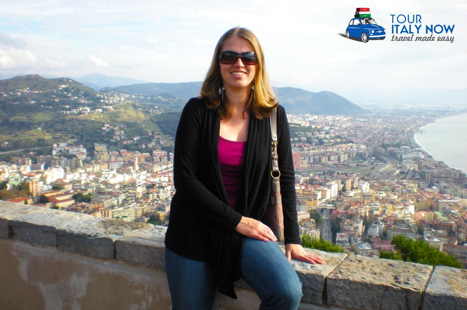 Priscila Touring Italy